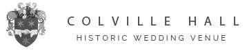 Colville Hall wedding logo