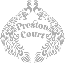 Preston court logo
