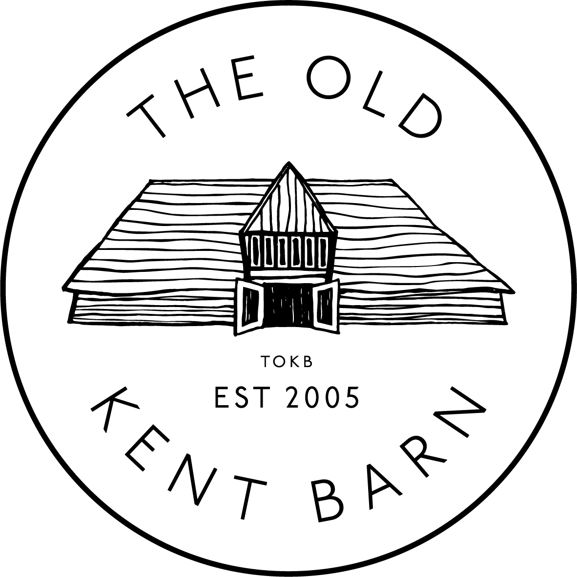 The Old Kent Barn logo