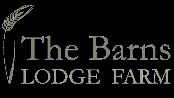 The barns at lodge farm logo